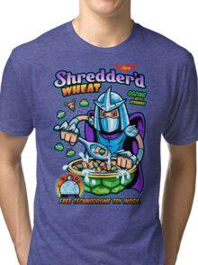 Shreddered Wheat Tri-blend T-Shirt