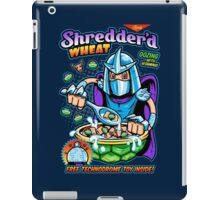 Shreddered Wheat iPad Case/Skin