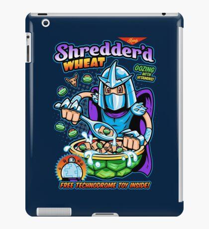 Shreddered Wheat iPad Case/Skin