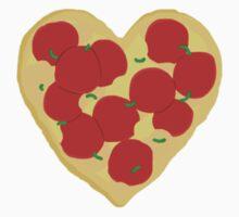 Pizza My Heart Kids Tee