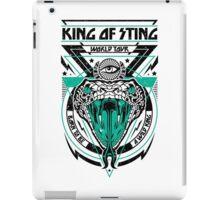 King of Sting iPad Case/Skin