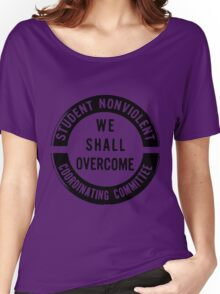 Student Nonviolent Coordinating Committee (SNCC) Women's Relaxed Fit T-Shirt