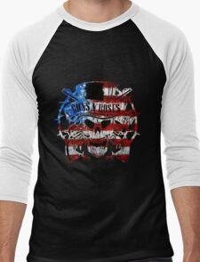 American Made - Guns N' Roses Men's Baseball ¾ T-Shirt