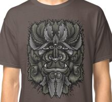 Filigree Leaves Forest Creature Beast Vintage Variant Classic T-Shirt
