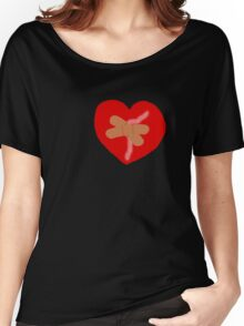 Sticks and Stones – Part 1 Women's Relaxed Fit T-Shirt