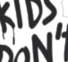 Cool Kids Don't Dance Sticker