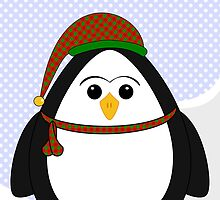Christmas Penguin by mydeas