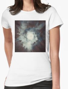 Falling... Womens Fitted T-Shirt