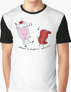 What's Shakin' Bacon? Graphic T-Shirt