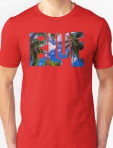 The Palm Sky Blue A T-Shirt