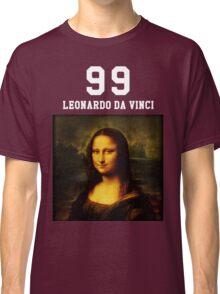 """American """"Mona Lisa"""" Classic T-Shirt"""