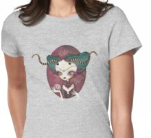 Arielle (Aries) ~ Zodiac Series Womens Fitted T-Shirt