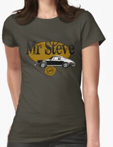 DLEDMV - Mr Steve Womens Fitted T-Shirt