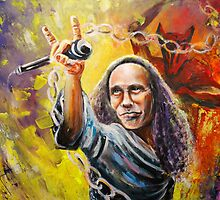 Ronnie James Dio by Goodaboom