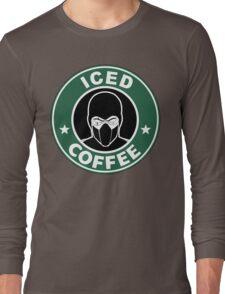 Mortal Kombat •Sub Zero •Iced Coffee Long Sleeve T-Shirt