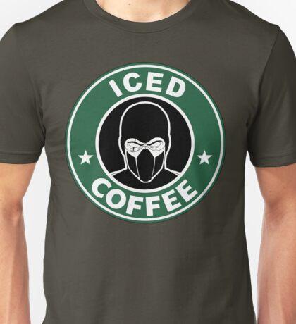 Mortal Kombat •Sub Zero •Iced Coffee Unisex T-Shirt