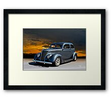 1937 Ford Sedan  Framed Print