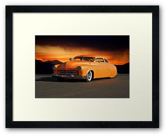 1950 Mercury Custom 'Boulevard Bully' by DaveKoontz