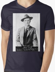 gentleman Mens V-Neck T-Shirt