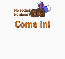 Kicks Show Store Logo Unisex T-Shirt