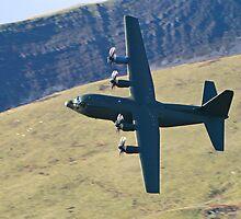 C-130 Hercules by Stephen Kane