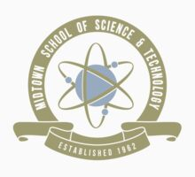 midtown school of science and technology Kids Tee