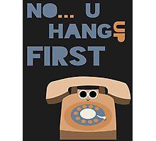 Hangups Photographic Print