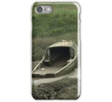 Mud Ahoy. iPhone Case/Skin