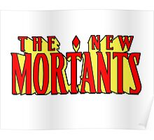 The New Mortants Poster