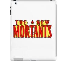 The New Mortants iPad Case/Skin