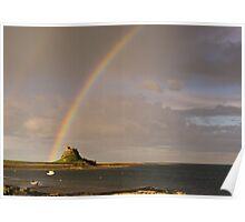 Lindisfarne Poster