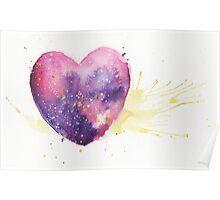 Galaxy Heart! Poster