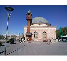 A Mosque Photographic Print