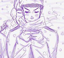 Snow Days by shardsdivinity