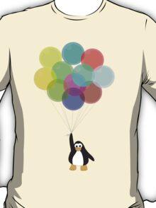 Penguin & Balloons T-Shirt