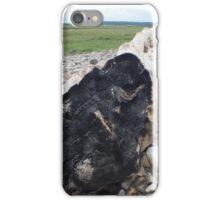 Charred. iPhone Case/Skin
