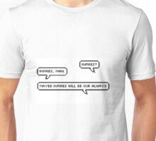 BTS Infires TFIOS Parody Unisex T-Shirt