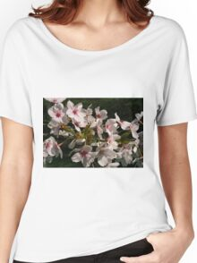 Blossom's Make You Happy Women's Relaxed Fit T-Shirt