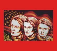 Ayn Rand American Foreseer of Atlas Shrugged by JMCSharpieArt