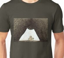 Alien Abduction or Lamplight  Unisex T-Shirt