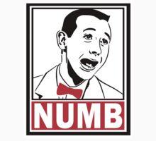 NUMB Pee Wee  by HalfPintPrint