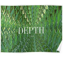 Depth Poster
