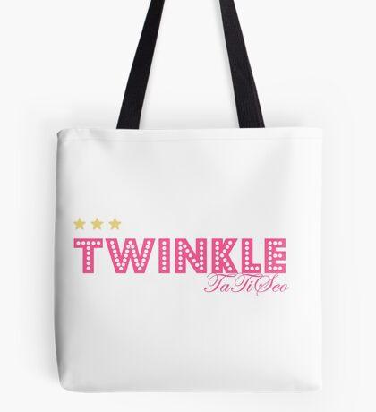 "SNSD//TTS - ""Twinkle"" Design Tote Bag"