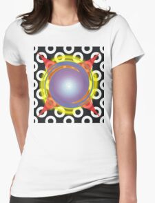 Warp 1 Womens Fitted T-Shirt