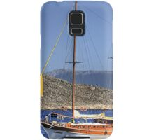 Seyma Kaptan Samsung Galaxy Case/Skin