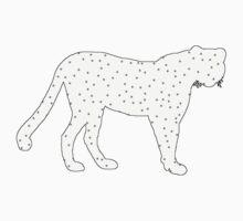 Cheetah Baby Tee