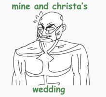 Mine and christa's wedding by charmaise