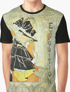 Vintage poster - French Exposition Graphic T-Shirt