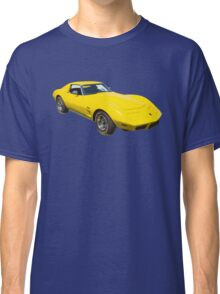 1975 Corvette Stingray Muscle Car Classic T-Shirt