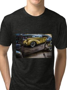 Cord in Cord - HDR Tri-blend T-Shirt